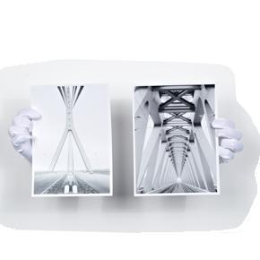 Brücke 8 von Ralf Brueck