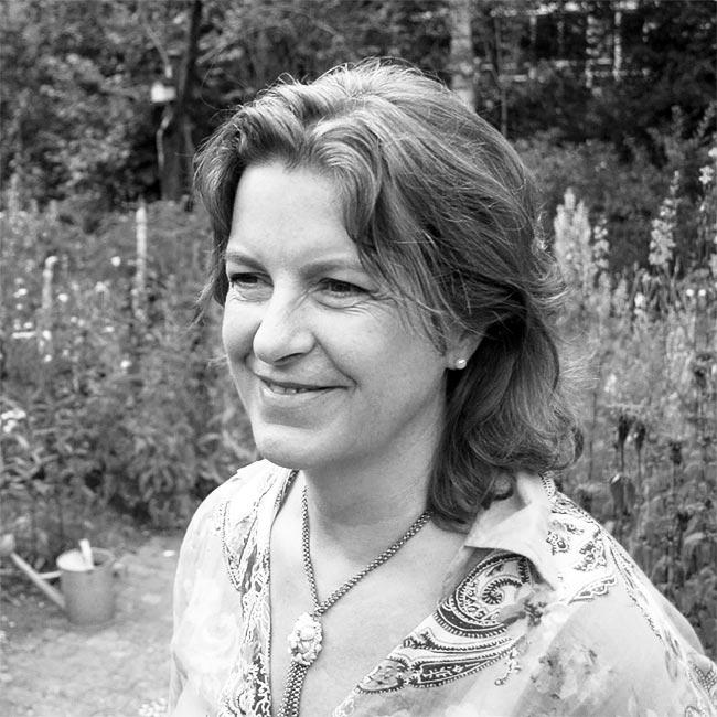 Portrait Margriet Smulder