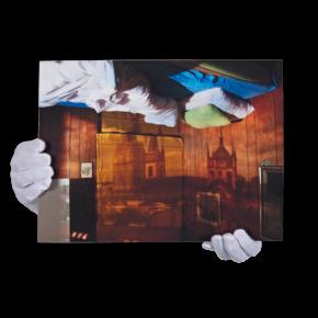 ohne Titel (Schlafzimmer) von Bärbel Möllmann